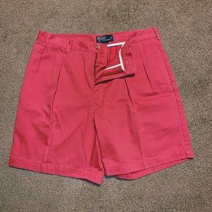 Polo Ralph Lauren khaki shorts!